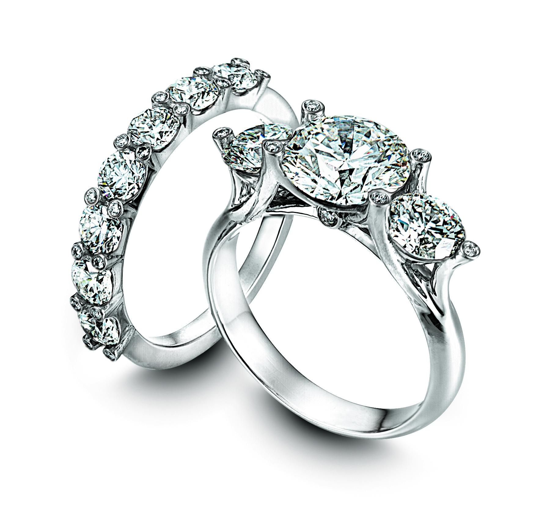 Модные кольца фото 2