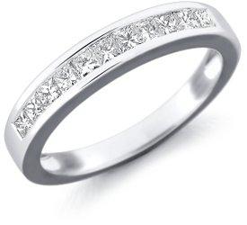 Channel-set_princess-cut-diamond-ring-18k-white-gold-.5-ct.full