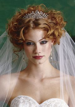 photo of Curly Updo