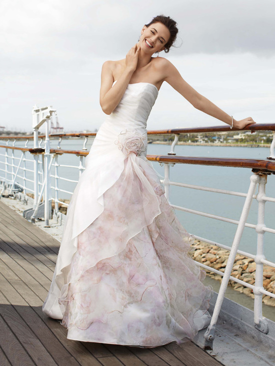 photo of David's Bridal Collection