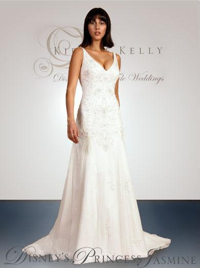 photo of Kirstie Kelly for Disney's Fairy Tale Weddings