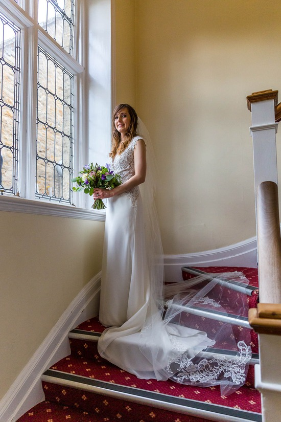 Bride Feature Staircase