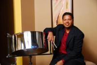 photo of Hear Steel Drums Play Featuring Minsky Delmonte