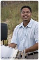 photo of Hear Steel Drums Play By Minsky Delmonte