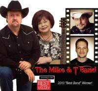 photo of The Mike & T Band