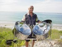 photo of Jose Costa Solo Steel Drum Band Reggae/ Caribbean