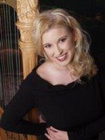 photo of Calista Anne Waddy, Harpist