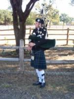 photo of Robert Mccallion: Bagpipes For All Occasions