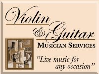photo of Violin & Guitar Musician Services