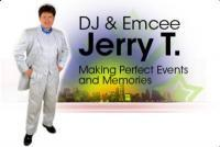 photo of Jerry T. Live!