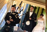 photo of Bagpiper Joseph Mackenzie