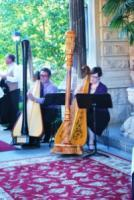 photo of Devon & Jeff Haupt, Harpists