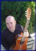 photo of Shan Kenner Flamenco Brazilian Classical Guitarist