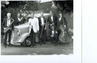 photo of Jake Bergevin & The Javatown Swing Orchestra