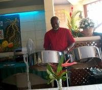 photo of Steelband Joe, and Traces