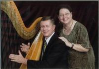 photo of Harpist, Rev. William Reister,