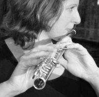 photo of Emily Higgins, Flutist