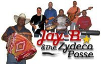photo of Jay-B & The Zydeco Posse