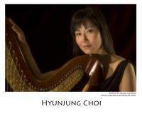 photo of Harpist Hyunjung Choi