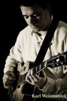photo of Karl Weismantel - Jazz Guitar and Vocals