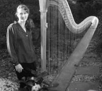 photo of Beth Mailand, Harpist