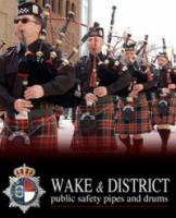 photo of Wake & District Pipes & Drums