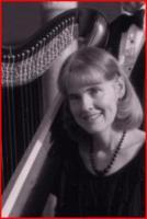 photo of Elaine Cook, Harpist