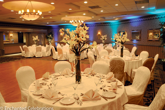 Windsor Ballroom at the Holiday Inn of East Windsor