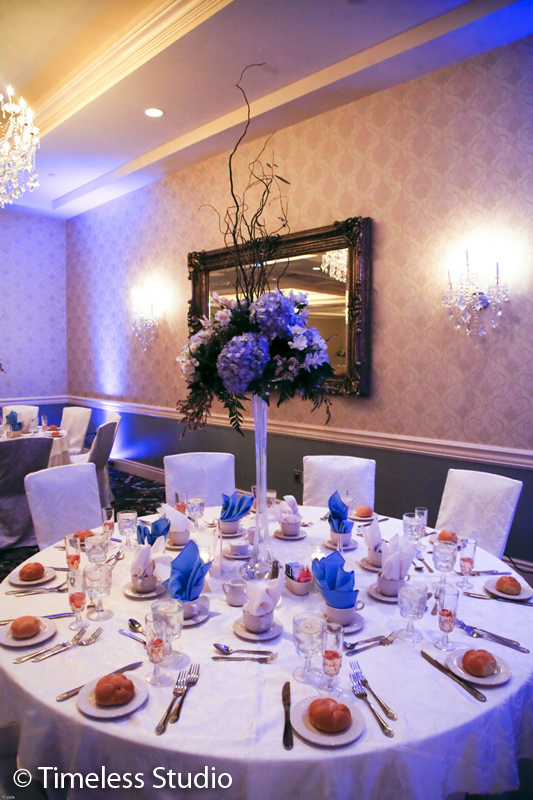 Crystal Ballroom at the Radisson Freehold