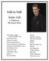 photo of Bobby Valli