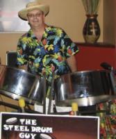 photo of Steel Drum Guy