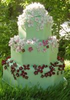 photo of My Sweet Wedding Cake