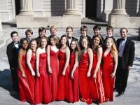 photo of Yale University's Redhot & Blue