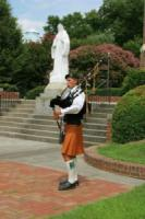 photo of American Bagpiper - Nathan Mann