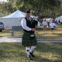 photo of Hugh The Bagpiper