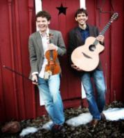 photo of Jon Sousa and Adam Agee