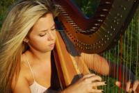photo of Toryn Olson - Harpist