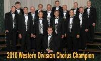 photo of Sons of The Severn Barbershop Chorus and Quartets