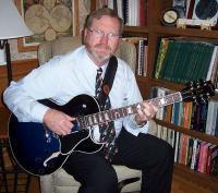 photo of Ron Hackett, Guitarist