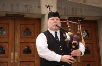 photo of Bill Mcevoy - Bagpiper