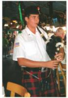 photo of Bagpiper Alex Danzi