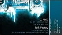 photo of Jack Factory Mobile Dj Entertainment