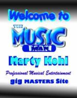 photo of The Music Man Marty Kohl