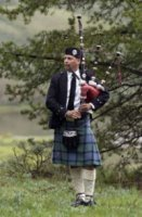 photo of Bagpipe & Guitar- Michael Lancaster