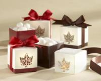 GiftBandIt.com-fall-wedding-favors-leaf-design-red-brown-gold.jpg
