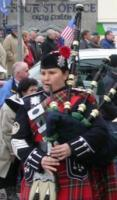 photo of Amy McGlothlin, Bagpiper