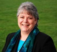 photo of Rev Cathy Hume