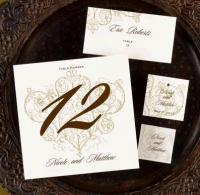 A-matter-of-style-wedding-invitations-stationey-favors-gifts-beautiful-white-chocolate-brown-menus-escort-cards.full