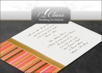 photo of 1st Class Wedding Invitations