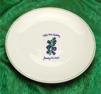 photo of Guest Book Platters